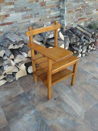 Pupitre antiguo restaurado de segunda mano por 60 en estartetxe wallapop - Wallapop muebles antiguos ...