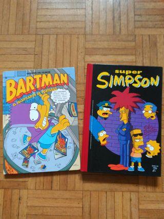 Comic simpsons