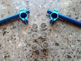 Semi-manillares 33mm 31mm 29mm 26mm