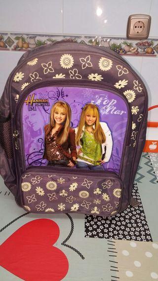 Mochila de Hannah Montana