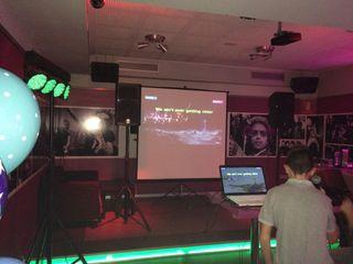Dj y karaoke en mijas y fuengirola (No Somos un Ba