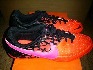 Nike sala elástico, tallas 37.5,38 y 38.5. Nuevas