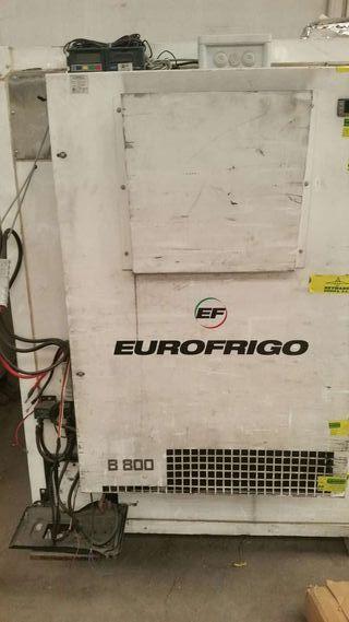 Frx frio cajón isotermo.