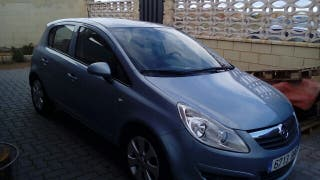Opel corsa 2008 1.3 cdti