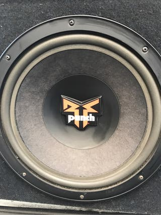 Subwofer RockfordFosgate PUNCH