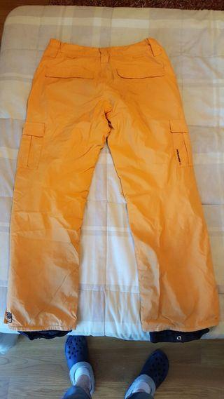 Pantalón de snow nitro