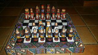 Ajedrez azteca