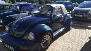 Escarabajo del 72 customizado