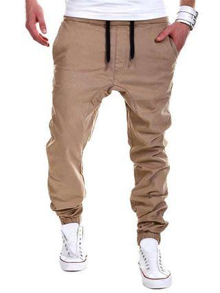 Pantalones de tiro bajo talla M