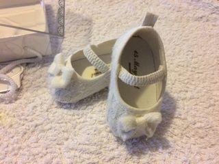 Zapato bebe talla15
