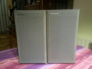 Altavoces Panasonic