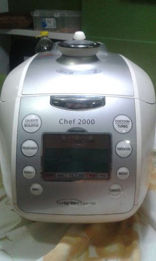 TURBO CHEF 2000