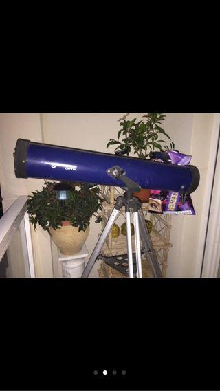 Telescopio marca bresser