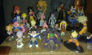 dragon ball megahouse gashapon