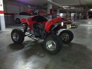 Quad honda trx 450cc R 2007