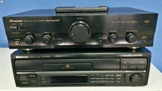 Amplificador Pioneer A209R