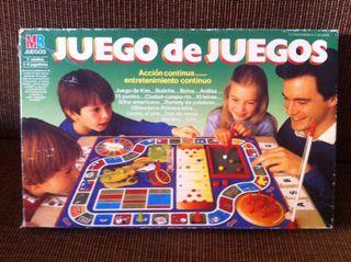 Juego De Mesa Juego De Juegos
