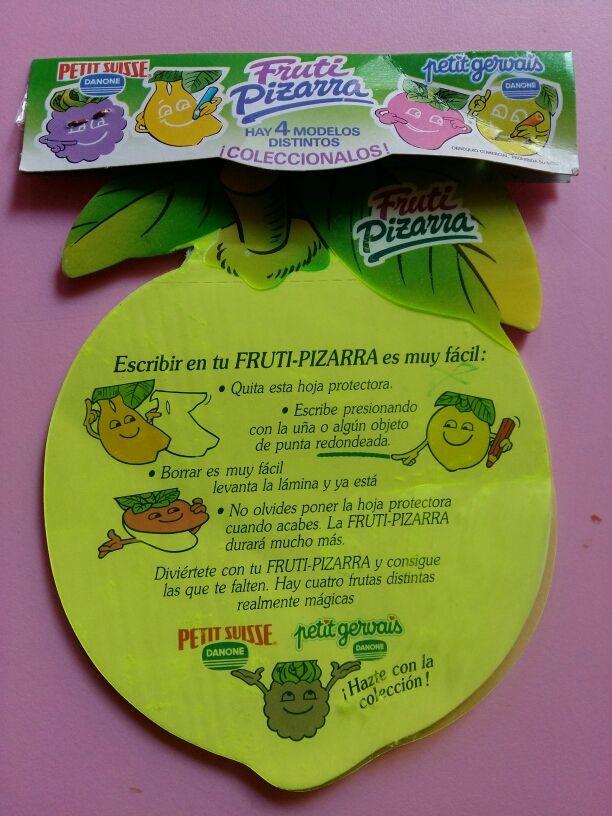 Fruti-pizarra de segunda mano en Albacete - wallapop