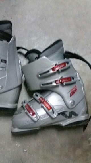 Botas esquiar T. 39-40
