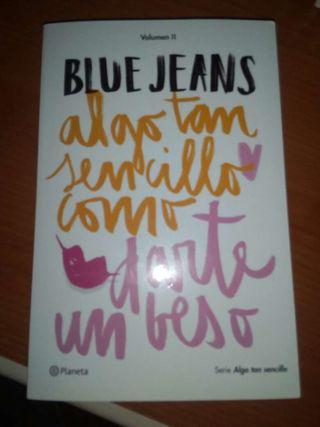 Libro de Blue Jeans