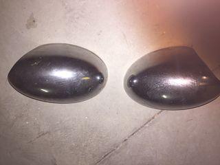 Carcasas cromadas mini r52,r53