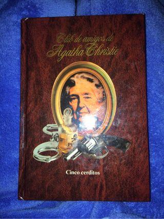 """Libro """"Cinco cerditos"""" - Agatha CHRISTIE"""