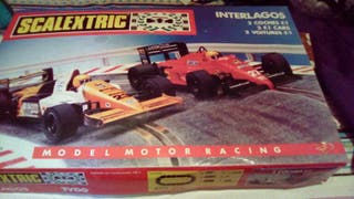 Scalextric circuito interlagos