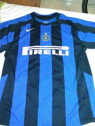 Camiseta original Inter