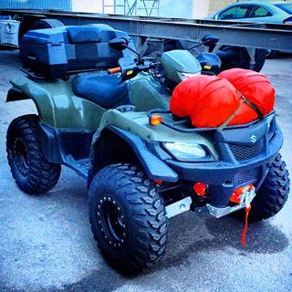 Suzuki Kingquad ATV LT700 4x4 Quad King Quad 2007