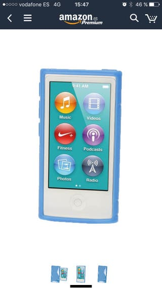Funda iPod nano 7g