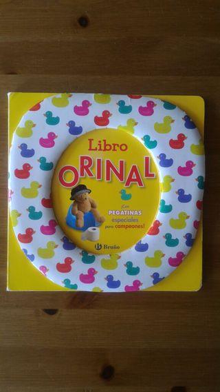 "Libro ""Orinal"" Ed. Bruño"