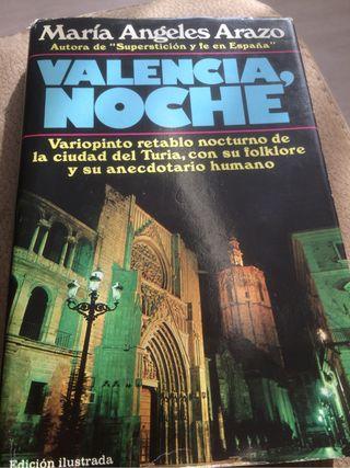"""""""Valencia, noche"""" de María Ángeles Arazo"""