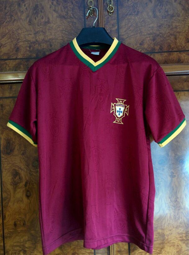 Camiseta Retro Portugal Figo Talla M de segunda mano por 15 € en ... 5c6b5cef81f04