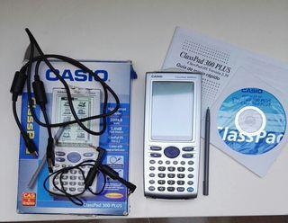 Calculadora Casio Classpad 300plus