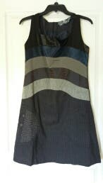DESIGUAL Vestido gris NUEVO