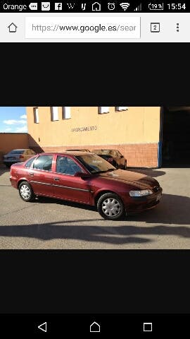 Opel Vectra Gasolina