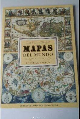 Libro de mapas del mundo