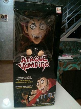 Juego ataque vampiro