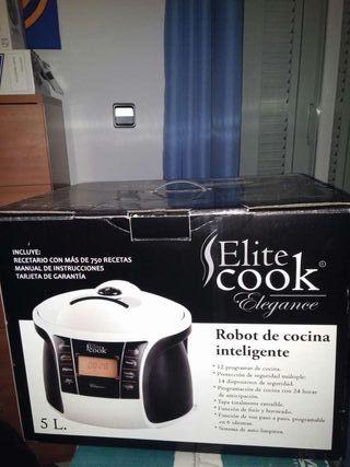 Maravilloso robot de cocina elite cook.Nuevo!!!!