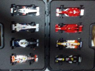 Coleccion scalextri Grandes campeones de ls F1