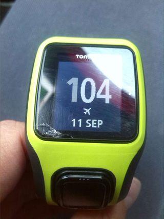 Reloj GPS pulsometro TOMTOM multisport