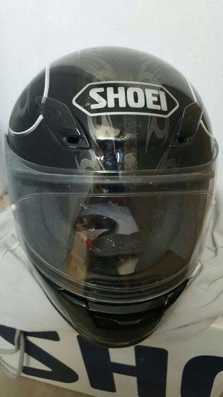 Casco moto SHOEI joust.