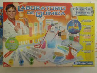 Juguete Laboratorio de Química