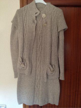Conjunto de dos piezas lana