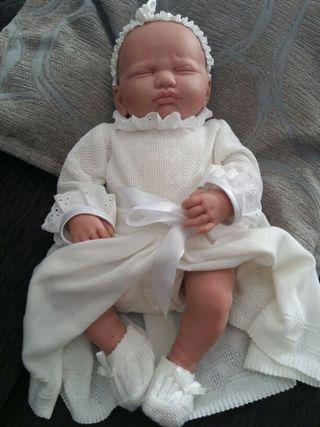 Bebé Berenguer Bautizo