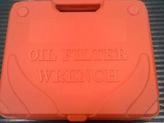 llave de filtros de aceite