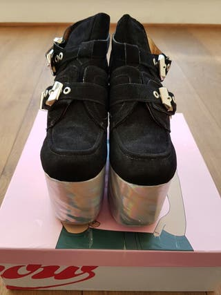 Zapatos Jeffrey Campbell Nuevos