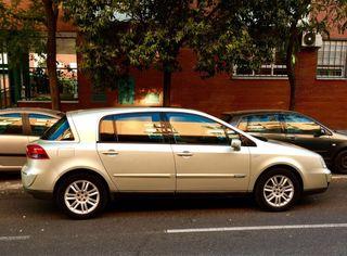 Renault vel satis 2.2 cdi solo hasta 5L a los 100