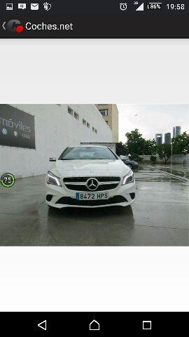 Mercedes cla 220 automatico