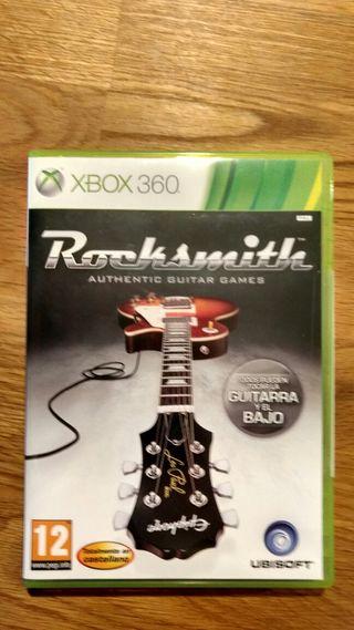 Rocksmith per xbox360